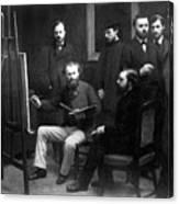 Edouard Manet (1832-1883) Canvas Print