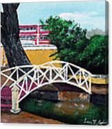 El Parterre Canvas Print