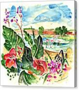 El Rocio 06 Canvas Print
