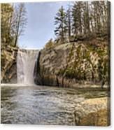 Elk Creek Falls 36 Canvas Print