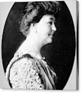 Ellen Louise Axson Wilson (1860-1914) Canvas Print