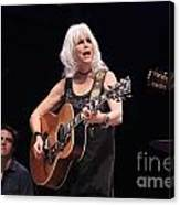 Emmylou Harris Canvas Print