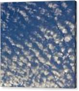 English Sky Canvas Print