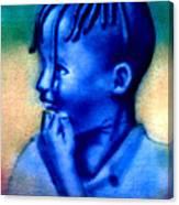 Ethio Boy Canvas Print
