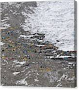 Everest - Khumbu Icefall, Nepal Canvas Print