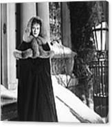 Experiment Perilous, Hedy Lamarr, 1944 Canvas Print