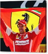 F1 Grand Prix of Italy Canvas Print