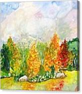 Fall2014-9 Canvas Print