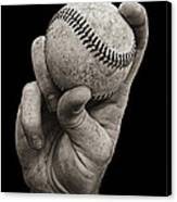 Fastball Canvas Print