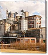 Feed Mill Canvas Print