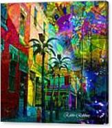 Fiesta Time Canvas Print