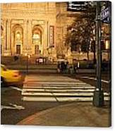 Fifth Avenue Canvas Print