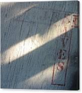 Film Noir Charles Durning The Rosary Murders 1987 1 Sid Bruce Creation Black Canyon Arizona 2004 Canvas Print