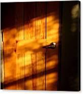Film Noir Fritz Lang Michael Redgrave Secret Beyond The Door 1948 2 Casa Grande Arizona 2004 Canvas Print
