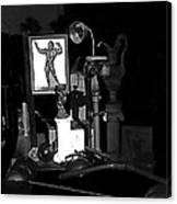 Film Noir Richard Widmark Night And The City 1950 1 Johnny Gibson Health And Gym Equipment Tucson Canvas Print
