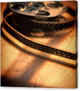 Film Reel Canvas Print