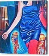 Sting-300 Canvas Print