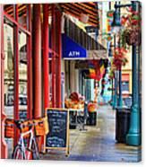 Findlay Market In Cincinnati 0006 Canvas Print