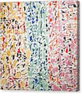 Finger Prints # 3 Canvas Print