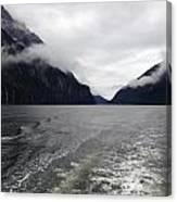 Fiordlands Canvas Print