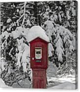 Firebox 6334 Canvas Print