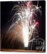 Fireworks 9 Canvas Print