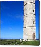 Flamborough Old Lighthouse Canvas Print