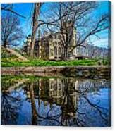 Fonthill Reflections Canvas Print