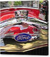 Ford Classic Car  Canvas Print