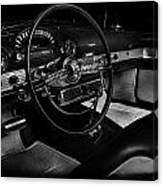 Ford Crestline Interior Canvas Print
