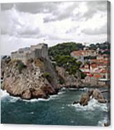 Fort Lovrijenac - Dubrovnik - Croatia Canvas Print