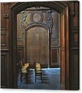 Fougere France Canvas Print