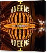 Four Queens 2 Canvas Print