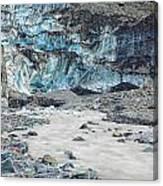 Fox Glacier Canvas Print