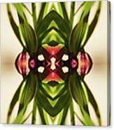 Fritillaria Flower Plant Canvas Print