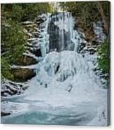 Frozen Catawba Canvas Print