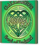 Gallagher Soul Of Ireland Canvas Print