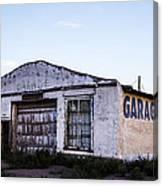 Garage 2 Canvas Print