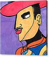 Gaucho Canvas Print