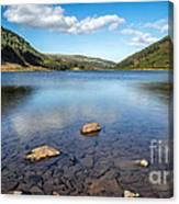 Geirionydd Lake  Canvas Print