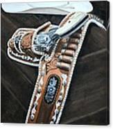 Gene Autry Tribute Canvas Print