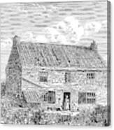 George Stephenson (1781-1848) Canvas Print