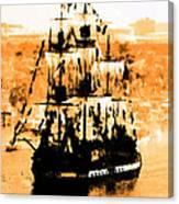 Ghosts Of Gasparilla Canvas Print