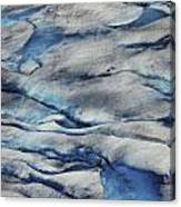 Glacial Ice Canvas Print