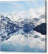 Glacier Bay Canvas Print