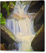 Glen Iris Waterfall Canvas Print