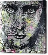 Gloria Svensson Canvas Print