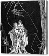 Goethe: Faust Canvas Print