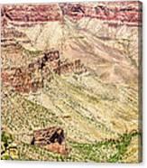 Grand Canyon National Park South Rim Canvas Print