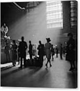 Grand Central Station, 1941 Canvas Print